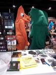 Gumby and Pokey, reliving their childhoods