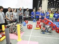 Robots in the Arena
