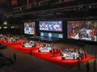 VEX Championship Arenas