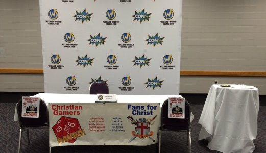 Wizard World Louisville Church Service