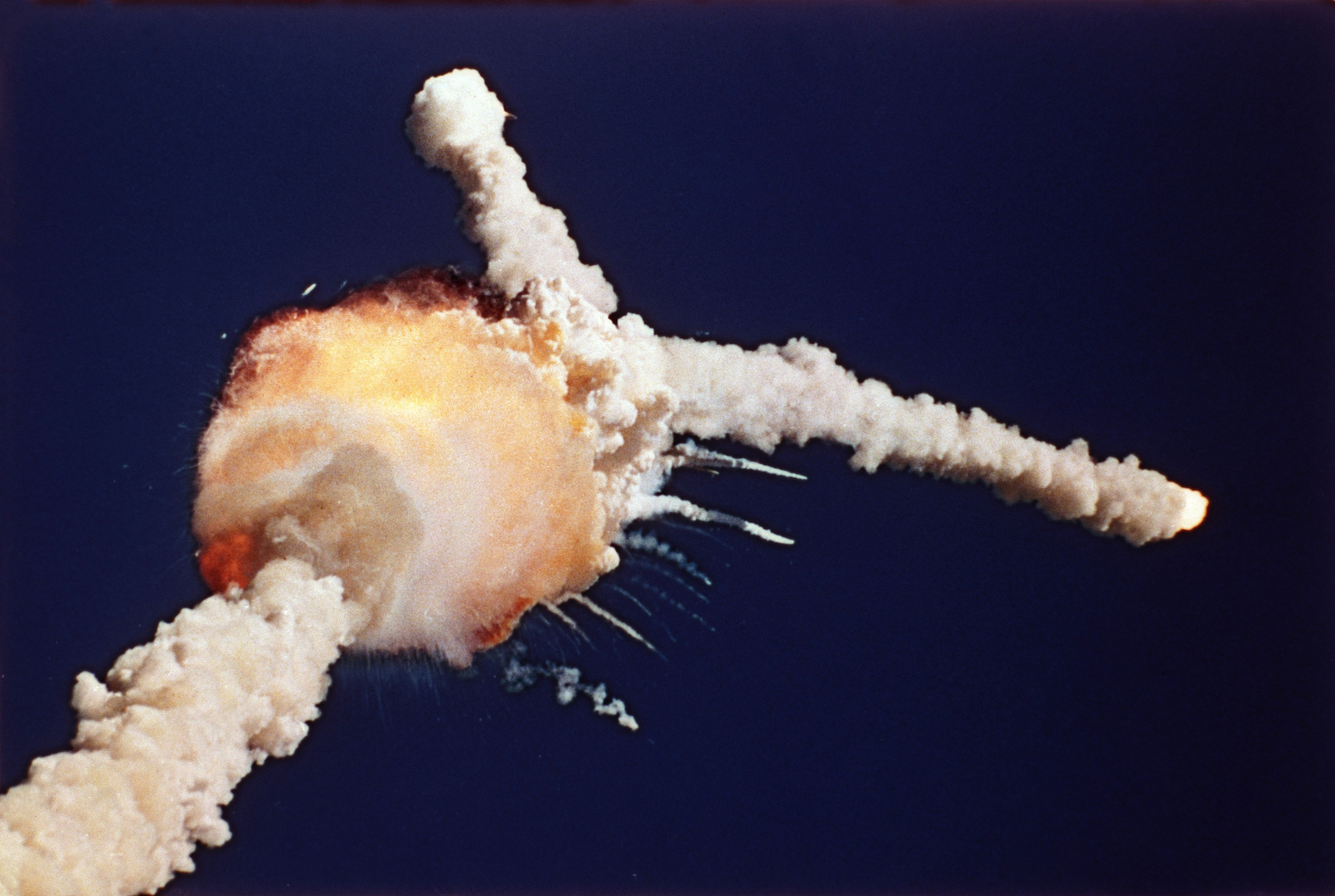 when did space shuttle challenger blow up - photo #4