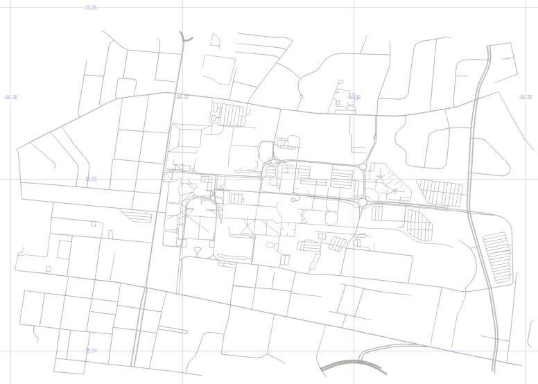 MSTU Road Sizes