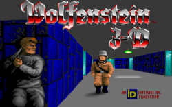 Wolfenstein 3D Intro