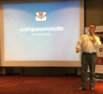CompassioNote Pitch