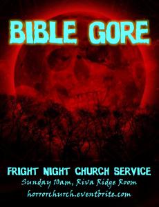 Bible Gore