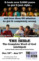 The Bible Abridged