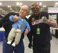 Mini and Toxie