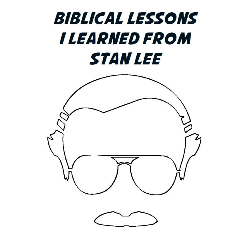 Stan Lee (Sermon)