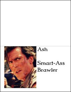 Ash Nameplate